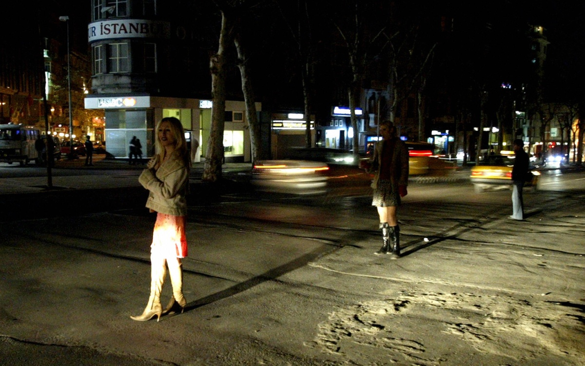 Точки Уличных Шлюх
